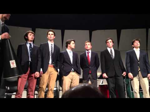 Maqupellas at Parents' Weekend Concert 10/26/13 - Groton School