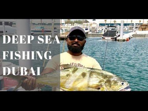 Deep Sea Fishing ||  UAE - Dubai || Fredtalks