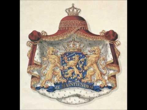 Wilhelmus van Nassouwe - Anthon van der Horst