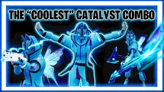 Snowstorm Catalyst, Best Skin Combo de Fortnite Saison 10