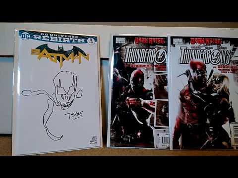 kakkerlakk Comic Book Haul #1 (LCS Basement Sale)