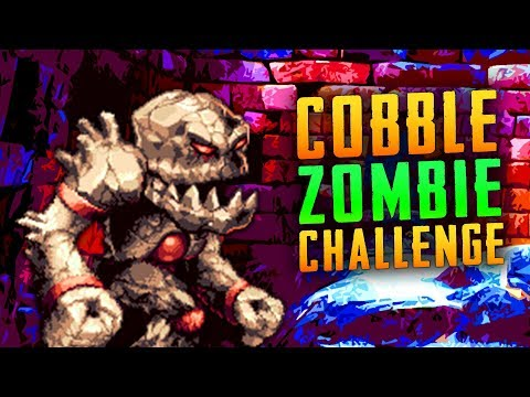 Cobble Zombie Challenge (Call of Duty Custom Zombies)