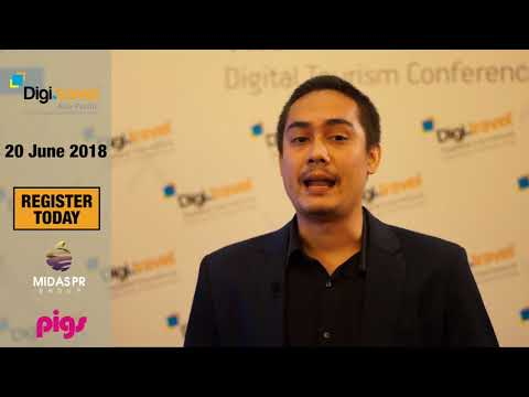 3rd Digi.travel Asia-Pacific Conference & Expo - 20 June 2018 - Testimonial #4