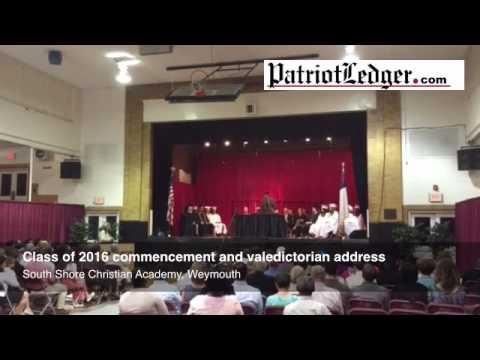 South Shore Christian Academy graduation part 1 #tplgrad16