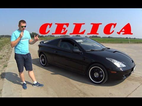 Обзор Toyota Celica GT-S 180 л.с. | Тест-драйв по трассе | АвтоПодбор Омск