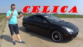 Обзор Toyota Celica GT-S 180 л.с. | Тест-драйв по трассе | АвтоПодбор Омск(Обзор автомобиля Toyota Celica 2000 года с мотором 2ZZ-GE мощностью 180 л.с. в комплектации GT-S. Так же провели небольшой..., 2016-08-26T06:57:41.000Z)