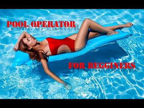 Pool Operator for Begginers