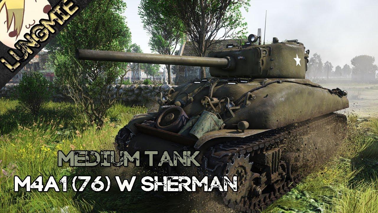 м4а1 танк вар тандер