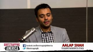 Aalap Shah of SoMe | Bootstrapping in America