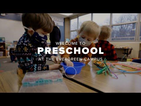 Preschool at Grand Rapids Christian Elementary School Evergreen Campus