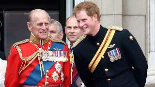Prince Harry Arrives In UK For Prince Philip's Funeral