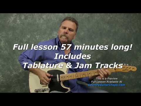 George Strait Love Bug Guitar Lesson