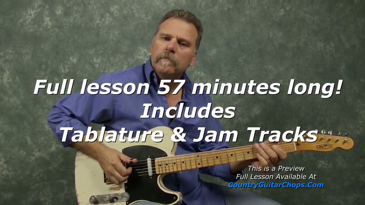 George Strait Love Bug Guitar Lesson Youtube