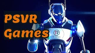 PlayStation VR Games THIS WEEK ( PS4 PS VR Games )  🔥🎮