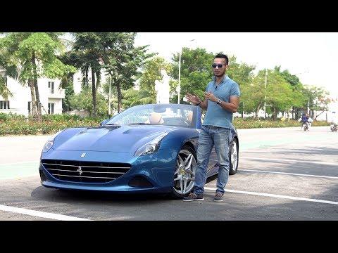 nhận xét xe Ferrari California T giá hơn 500 nghìn USD ở Việt Nam |XEHAY.VN|