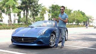 Đánh giá xe Ferrari California T giá hơn 500 nghìn USD tại Việt Nam |XEHAY.VN|