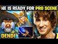 Dendi Skywrath Mage - He is Ready for Pro Scene
