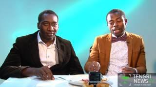 Эксперимент: Иностранцы впервые пробуют казахскую еду
