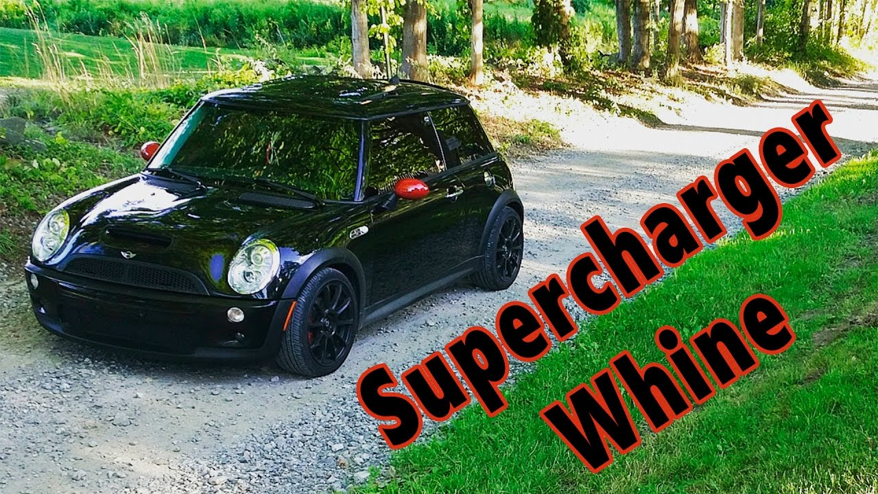 Mini Cooper Supercharger Whine