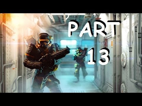 Wolfenstein The New Order Walkthrough Part 13 PS4   PC 1080p HD Gameplay let's play - No Commentary