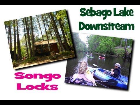 Vacation Cabin Rentals Near Sebago Lake, Songo Locks, The Songo River  Queen, Naples Maine Rentals