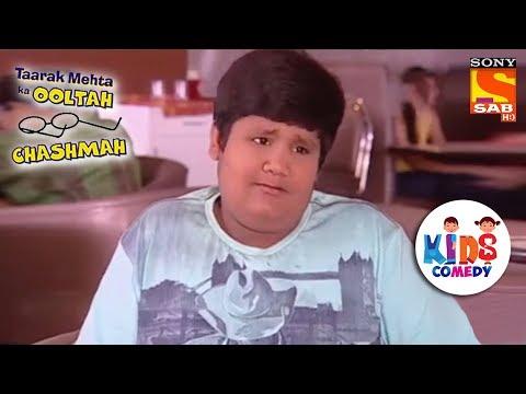 Goli's Family Eats An Allergic Food | Tapu Sena Special | Taarak Mehta Ka Ooltah Chashmah