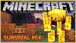 Minecraft Survival #54: O ataque dos Blazes!