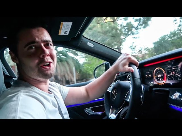 THIS Is Why I Love The $140,000 Mercedes AMG E63S