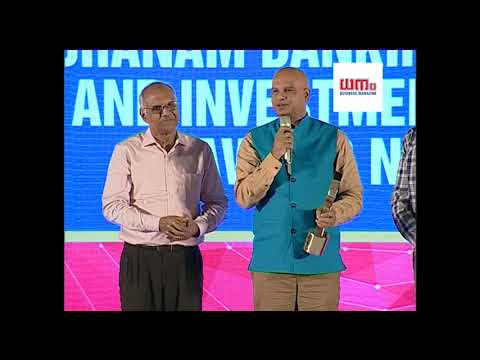 GEOJIT   Dhanam Stock Broking Company of the Year 2017