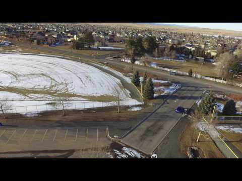 Arvada Colorado Drone Footage