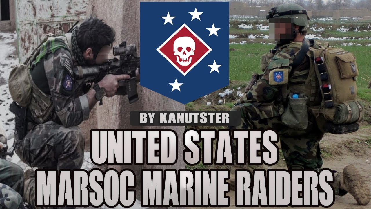 "Marine Raiders | MARSOC | MSOR - ""Always Faithful, Always Forward"""