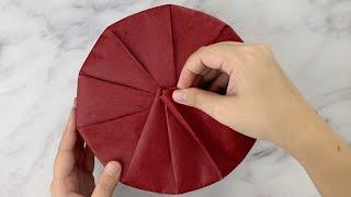 圓形禮物包裝 | 罐子禮物包裝方法-圓柱/曲奇罐