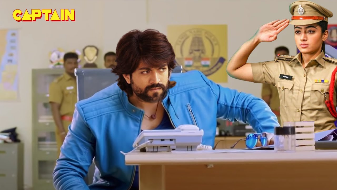 """Download KGF Star Yash (2021) NEW Released Superhit Dubbed Movie """" Mujrim """" Action Hindi Dubbed Movie"""