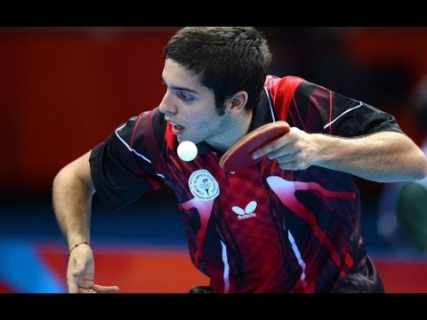 TABLE TENNIS - THE POWER OF LATIN AMERICA TEAM