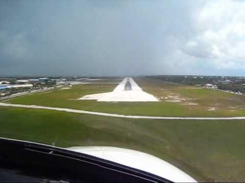 Flight to Cayman Island by Roman Drepin