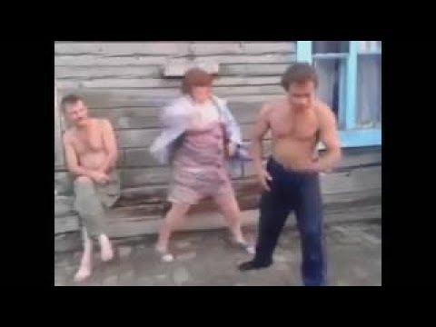 Пьяные танцы. Лучшая подборка 2017 года!!!