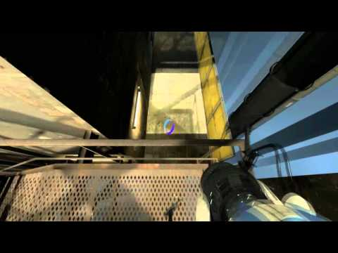 Portal 2 Co-op con ebriO (parte 2)