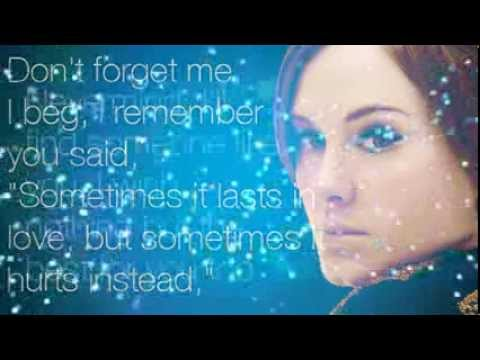 "Adele   Someone Like You ""Lyrics"""
