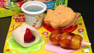 Kracie Happy Kitchen Taiyaki & Dango Kit ハッピーキッチン たいやき&おだんご作り