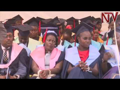 Janet Museveni urges UMI to lead development by training upright leaders