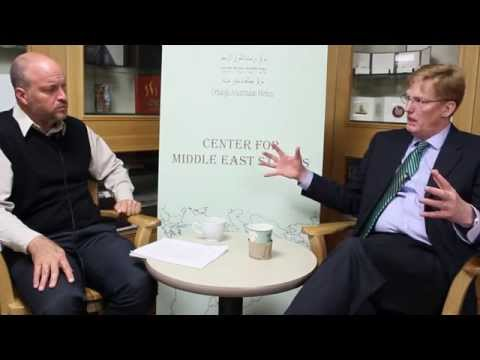 """Joshua Landis on ISIS, Syria & the """"Great Sorting Out"""" in the Middle East"""