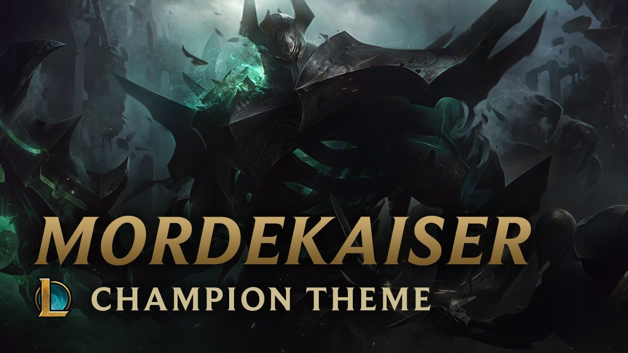 Mordekaiser, The Iron Revenant | Champion Theme - League of Legends thumbnail