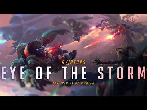 Aviators - Eye of the Storm (Overwatch Song | Orchestral Rock)