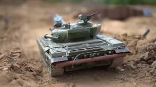 3 етап по танковому тріалу ''піщана буря''