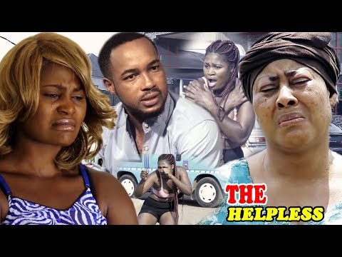 The Helpless 3&4 - 2018 Latest Nigerian Nollywood Movie/African Movie/Family Movie Latest New