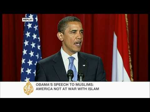 Obama addresses the Muslim world - Part 1...