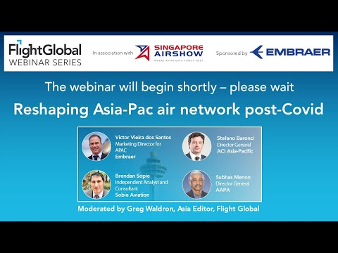 FlightGlobal webinar   Reshaping Asia Pac air network post Covid