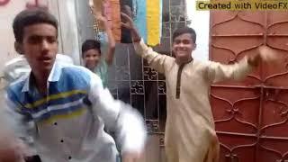 jungli dance with daniyal shiekh