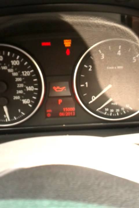 2007 Bmw 328i Service Engine Soon Light Reset