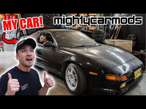 MCM Has MY CAR! (Toyota MR2) - Here's What They Should Do With It..
